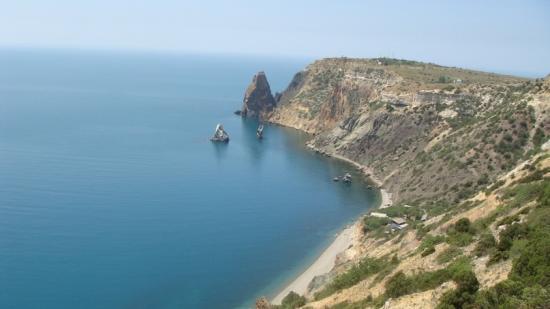 Заказ автобуса в Крым