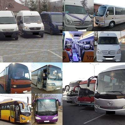 Наем автобуса, минивена по КРАСНОДАРУ, КРАЮ, ЮФО