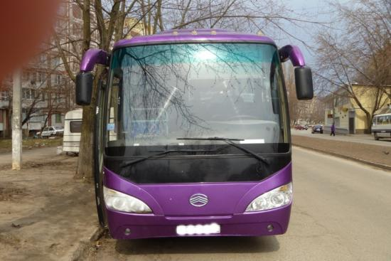 Наем автобуса Краснодар