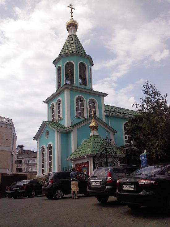 Заказать автобус в Лазаревское